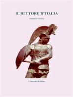 Il Rettore d'Italia