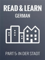 Read & Learn German - Deutsch lernen - Part 5
