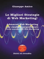 Le Migliori Strategie di Web Marketing!