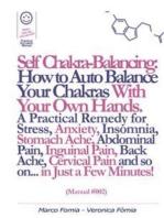 Self Chakra Balancing