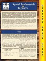 Spanish Fundamentals ( Blokehead Easy Study Guide)