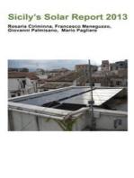 Sicily's Solar Report 2013