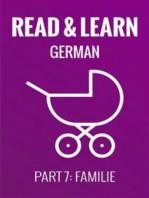 Read & Learn German - Deutsch lernen - Part 7