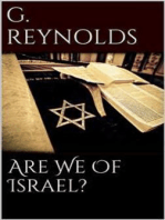 Are We of Israel?