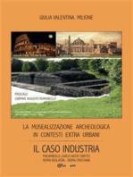 La musealizzazione archeologica in contesti extra urbani