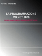 La programmazione VB.NET 2008
