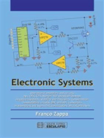 Electronic Systems: Operational amplifiers and circuits INA, OTA, CFA, Norton, ISO advanced OpAmps negative feedback, stability and frequency compensation Sample&Hold circuits, DAC and ADC converters oversampling and Sigma-Delta modulators, Microcontrollers