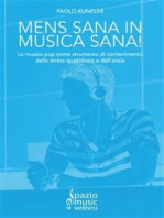 Mens sana in musica sana!
