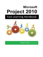 Microsoft Project 2010 – Fast Learning Handbook