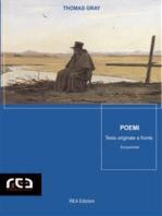 Poemi (testo inglese a fronte)