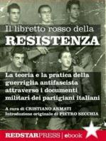 Il libretto rosso della Resistenza
