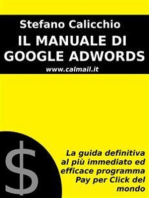 IL MANUALE DI GOOGLE ADWORDS