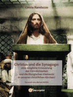 Christus und die Synagoge