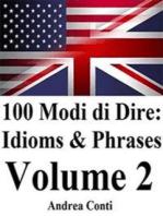 100 Modi di Dire in Inglese