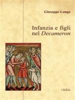 Infanzia e figli nel Decameron