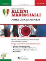 Concorso allievi marescialli Arma dei Carabinieri