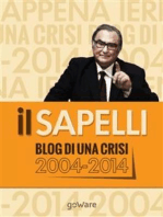 ilSapelli. Blog di una crisi 2004-2014