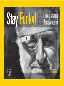 Stay funky!