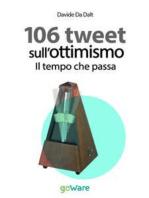 106 tweet sull'ottimismo. Il tempo che passa
