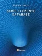 Semplicemente database