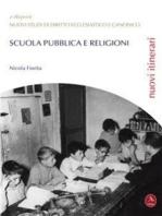 Scuola pubblica e religioni