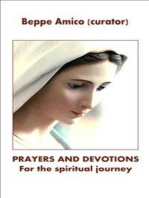 Prayers and devotions for the spiritual journey
