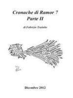 Storie di Fantascienza – Cronache di Ramor 7 - volume 2