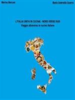 L'italia unita in cucina-nord verso sud