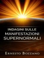 Indagini sulle manifestazioni supernormali