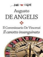 Il commissario De Vincenzi. Il canotto insanguinato