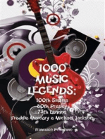 1000 Music Legends