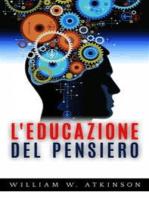 L'educazione del pensiero