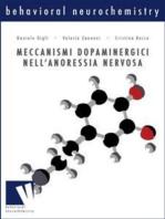 Meccanismi dopaminergici nell'anoressia nervosa