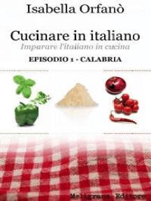 Cucinare in italiano