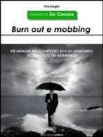 Burn out e mobbing