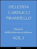 I Nobel della letteratura italiana