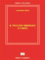 Il Peccato Originale - II PARTE