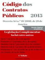 Código dos Contratos Públicos (2015)