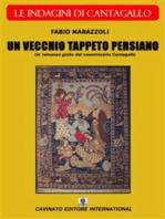 Un vecchio tappeto persiano