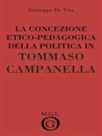 La concezione politica di Tommaso Campanella