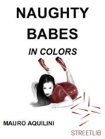 Naughty babes in colors