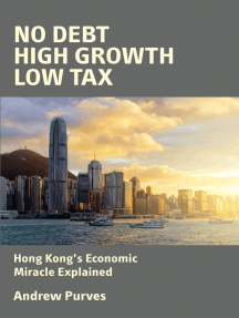 No Debt, High Growth, Low Tax: Hong Kong's Economic Miracle Explained