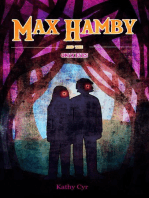 Max Hamby and the Onyx Eyes