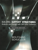 Building Support Structures, 2nd Ed., Analysis and Design with SAP2000 Software