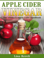 Apple Cider Vinegar The Ultimate Apple Cider Handbook