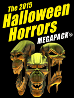 The 2015 Halloween Horrors MEGAPACK ®