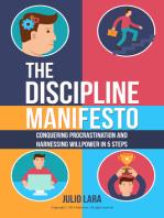 The Discipline Manifesto