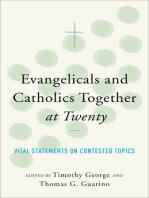 Evangelicals and Catholics Together at Twenty