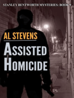 Assisted Homicide (Stanley Bentworth mysteries, #9)