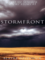 Stormfront (Fellfire Summer Short Story #1)